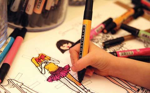 آموزش طراحی مد و لباس